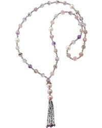 MIELINI - The Queen Necklace - Lyst
