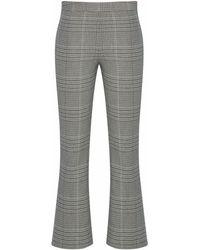 MYBESTFRIENDS - Flared Sleeve Mini Trousers - Lyst