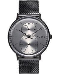 ADEXE Watches - Foreseer Grande Gun Black - Lyst