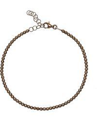 Durrah Jewelry - Graphite Dream Bracelet - Lyst