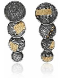 Katarina Cudic - Elements Long Earrings - Lyst