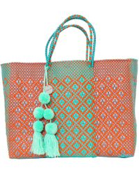 Soi 55 Lifestyle - Lolita Beach Bag Carmita - Lyst