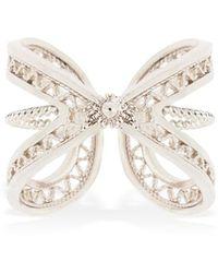 Vanilo | Celeste Silver Ring | Lyst