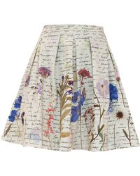My Pair Of Jeans - Herbarium Skirt - Lyst