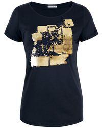 URBAN GILT - Audley Black T-shirt - Lyst