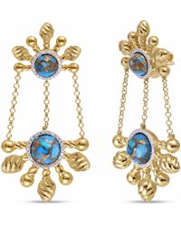 LMJ - Sunny Cascade Earrings - Lyst