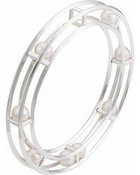 Stellino Jewels - Cage Bracelet - Lyst