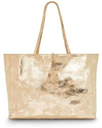 NINE TO FIVE - Shopper Bag Syd Golden Nights - Lyst