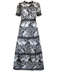 Ukulele - Constanza Dress - Lyst