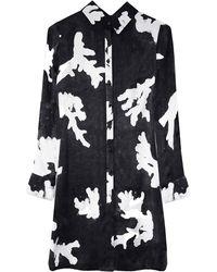 Florence Bridge - Black Coral Isobel Shirt - Lyst