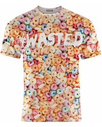 Aloha From Deer - Wasted T-shirt - Lyst