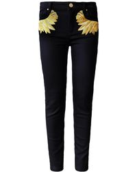 My Pair Of Jeans - Gold Leaf Slim - Lyst