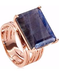 Neola - Pietra Cocktail Ring - Lyst