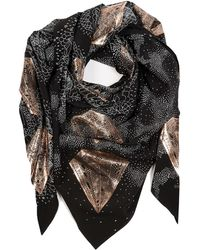 Sophie Darling - The Diamond Scarf - Lyst