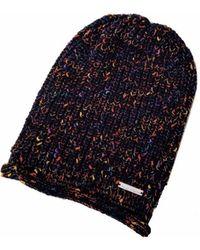 8b118c26 Calvin Klein Straw Space Dye Sun Hat in Blue - Lyst
