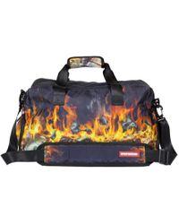 Sprayground - Fire Money Duffle - Lyst