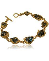Karolina Bik Jewellery - Out Of The Sea Loose Bracelet - Lyst