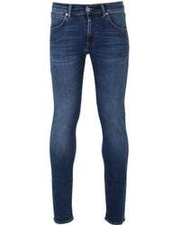 Edwin - Night Blue 11.5 Oz Mid Trip Denim Ed-85 Jeans - Lyst
