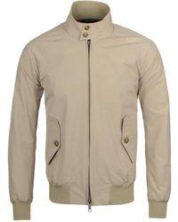 Baracuta - G9 Original Khaki Harrington Jacket - Lyst