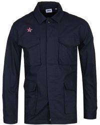 Edwin - Navy Corporal Souvenir Jacket - Lyst