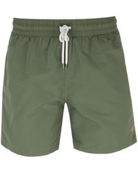8f0ef8d1c4 Polo Ralph Lauren Classic Boardshorts in Orange for Men - Lyst