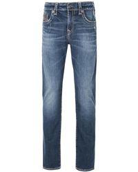 True Religion - Geno Street Vice Super T Jeans - Lyst