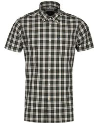 Barbour - Ancient Tartan Short Sleeve Cadman Shirt - Lyst