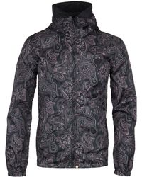 Pretty Green - Ashworth Paisley Print Hooded Jacket - Lyst