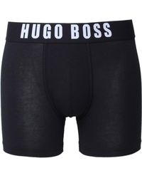 BOSS by Hugo Boss - Identity Black Boxer Brief - Lyst