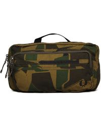 Fred Perry - Arktis Woodland Camo Cross Body Bag - Lyst