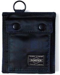 Head Porter - Head Porter Small Wallet - Green - Lyst