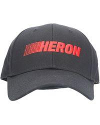 69d8571ecbb Lyst - Heron Preston Melted Baseball Hat for Men