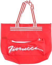 0fe535bbfca adidas Originals - Fiorucci X Women's Striped Tote Bag - Lyst