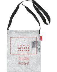 Undercover - Logic Memory Polyethylene Bag - Lyst