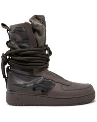 Nike - Sf Air Force 1 Hi Boot - Lyst