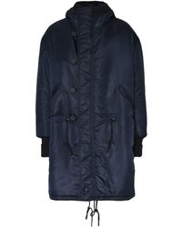Y-3 - Oversize Parka - Lyst
