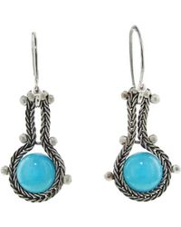 Ten Thousand Things - Studded Turquoise Earrings - Lyst