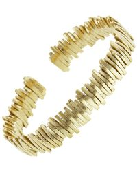 Suzanne Kalan - 11mm Solid Bangle Bracelet - Lyst