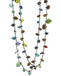 Ten Thousand Things - Unique Multi-colored Ancient Beaded Necklace - Lyst