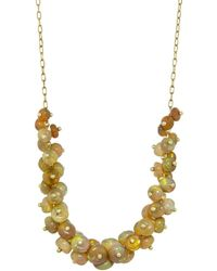 Ten Thousand Things - Ethiopian Opal Choker Necklace - Lyst