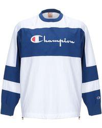 Champion Sweatshirt - Weiß