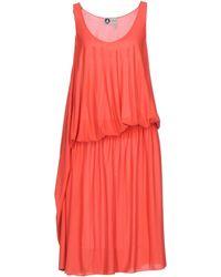 Lanvin - 3/4 Length Dress - Lyst