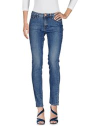 Tonello - Denim Pants - Lyst