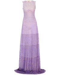 Michael Kors - Long Dress - Lyst