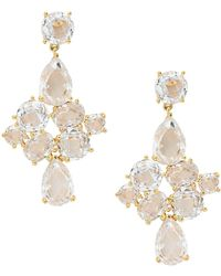 CZ by Kenneth Jay Lane - Earrings - Lyst