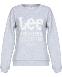 Lee Jeans - Sweatshirt - Lyst