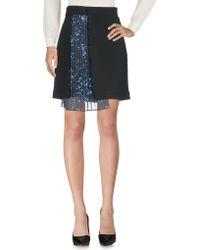 Lala Berlin - Knee Length Skirts - Lyst