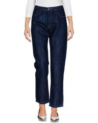 Sofie D'Hoore - Denim Trousers - Lyst