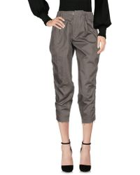 Kolor - 3/4-length Trousers - Lyst