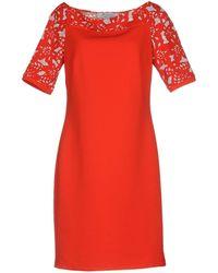 22 Maggio By Maria Grazia Severi - Short Dresses - Lyst
